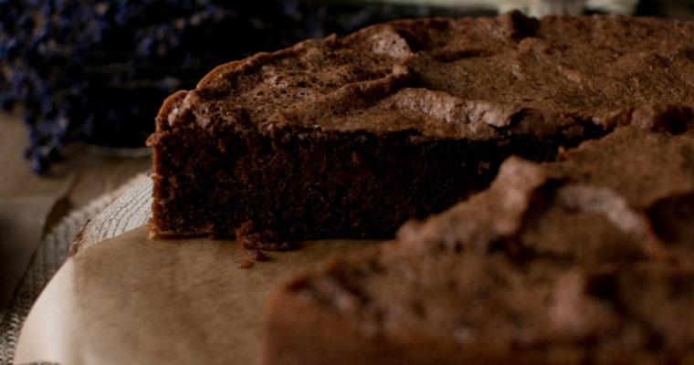 Tarta de chocolate de sin gluten | Gluten-free chocolate cake