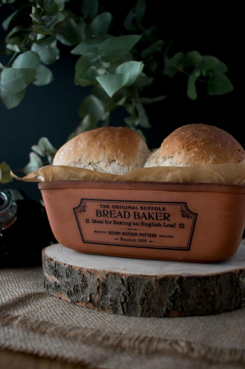 Pan de molde | Tin loaf