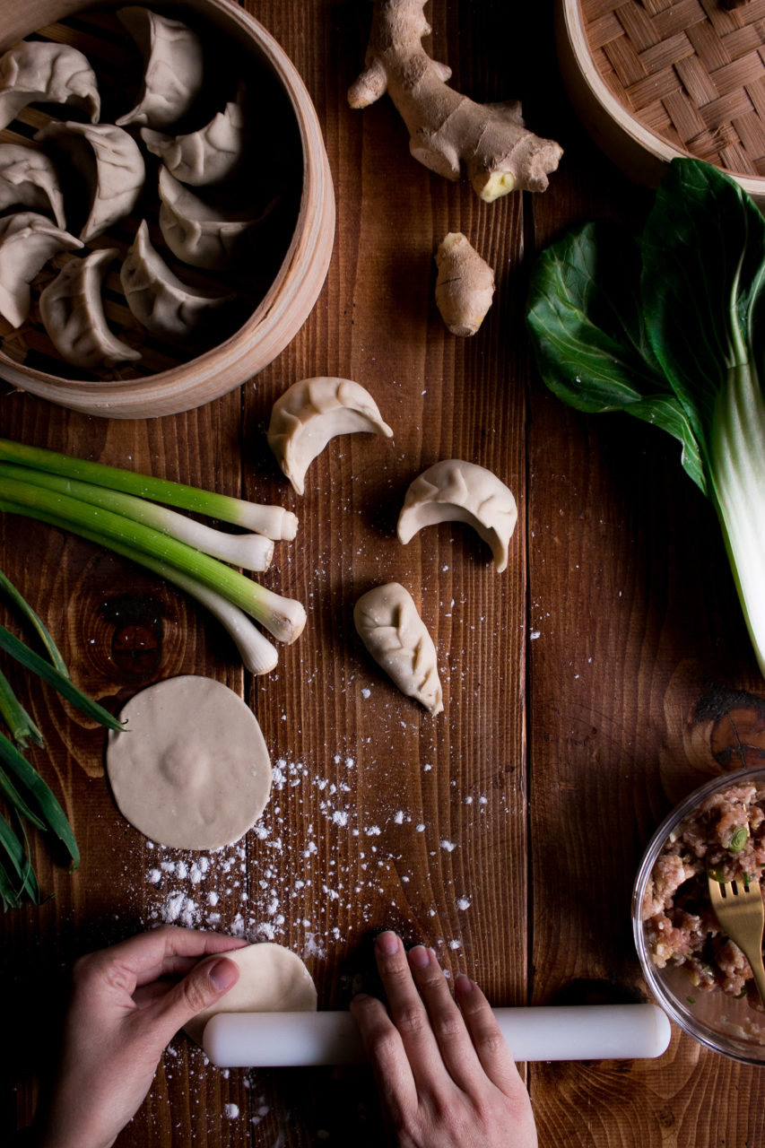 Gyozas o empanadillas chinas | Dumplings