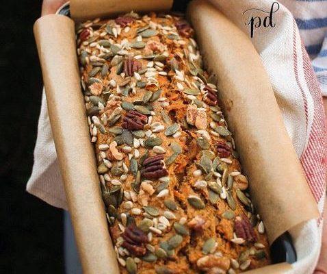 #instarecipe · Bizcocho de zanahoria sin azúcar | Sugar-free carrot cake ·