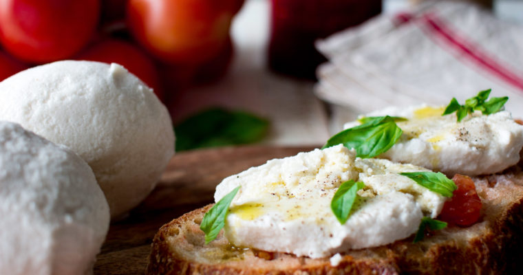 #instarecipe · Mozzarella vegana | Vegan mozzarella ·