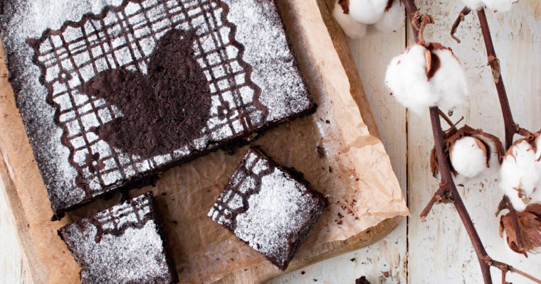 #instarecipe · Brownies ·