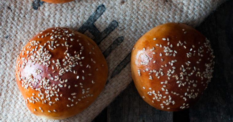 Pan de hamburguesa | Burger buns