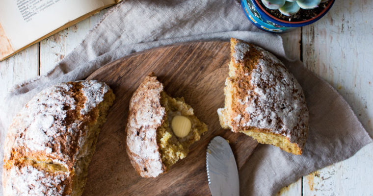 Pan de soda | Soda bread