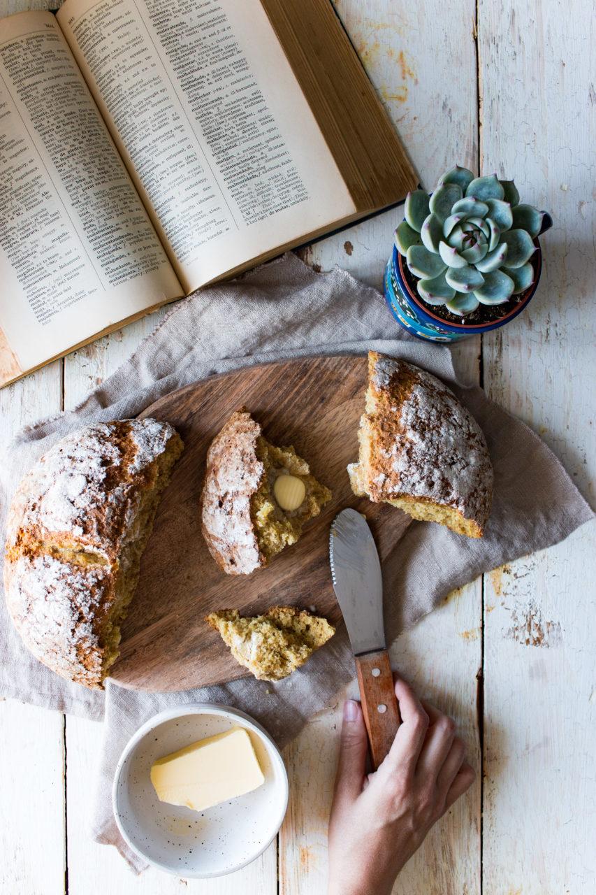 Pan de soda | Soda bread