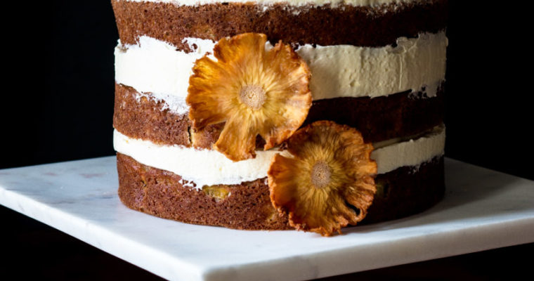 Tarta Hummingbird | Hummingbird Cake
