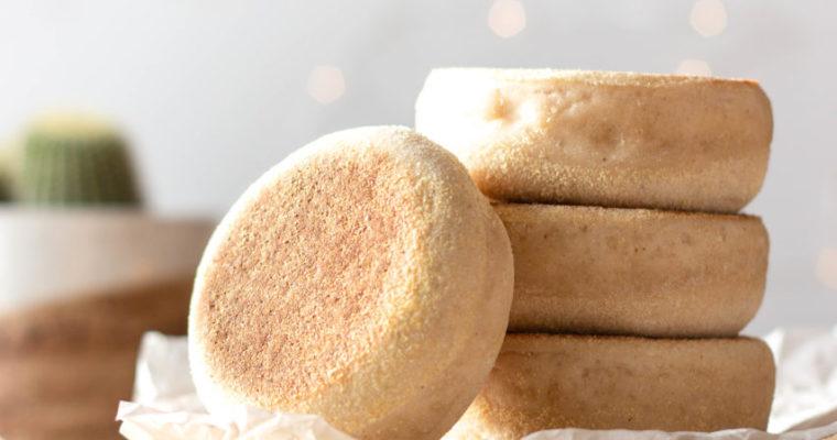 Muffins ingleses | English muffins
